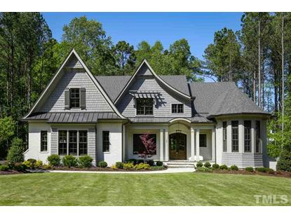 108 Edward Booth Lane  Durham, NC MLS# 2109446