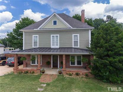 417 S Main Street  Wake Forest, NC MLS# 2109935