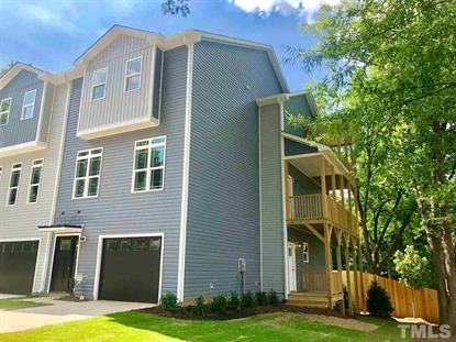 307 Holloway Street  Cary, NC MLS# 2119435
