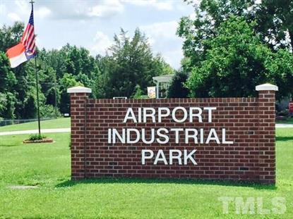 54 Airport Industrial Road  Clayton, NC MLS# 2132681