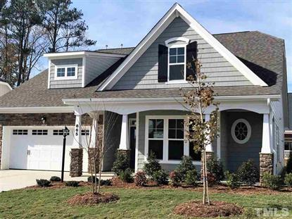665 Meadowgrass Lane  Wake Forest, NC MLS# 2139783