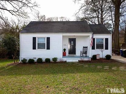 103 Plainview Avenue  Raleigh, NC MLS# 2144822