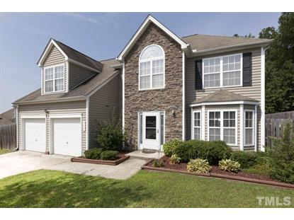 504 Pyracantha Drive , Holly Springs, NC