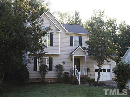 3617 Epperly Court  Raleigh, NC MLS# 2149997
