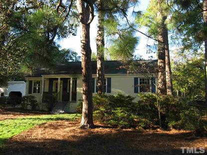 2319 Derby Drive  Raleigh, NC MLS# 2156970