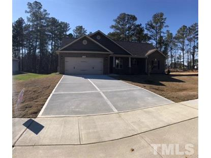 41 Woodwater Circle  Lillington, NC MLS# 2174313