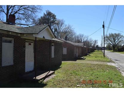 602 Hugh Drive  Goldsboro, NC MLS# 2178016