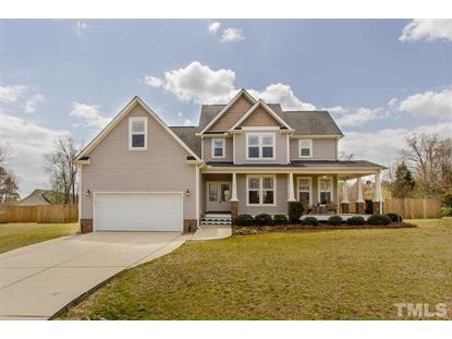 250 Ruth Circle  Fuquay Varina, NC MLS# 2178795