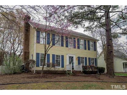 113 Gold Meadow Drive  Cary, NC MLS# 2180104