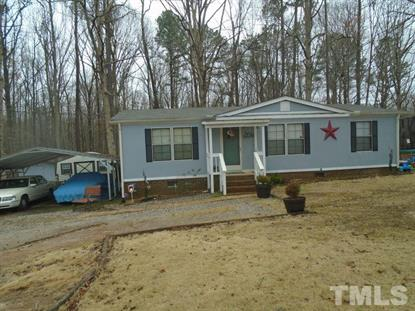 111 John Mitchell Road  Youngsville, NC MLS# 2181022