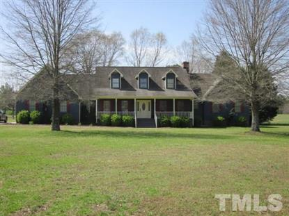 1332 Bearpond Road  Henderson, NC MLS# 2183533