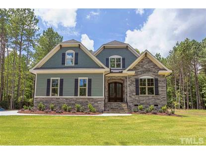 1107 Evensong Court  Youngsville, NC MLS# 2185676