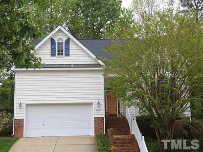 8513 Erinsbrook Drive  Raleigh, NC MLS# 2186652