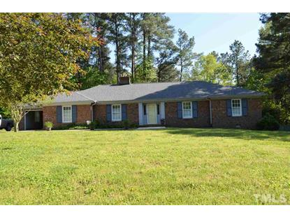 3113 Monticello Drive  Raleigh, NC MLS# 2188784