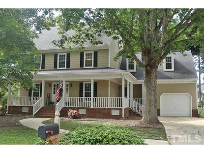 1704 Carrington Drive  Raleigh, NC MLS# 2190463