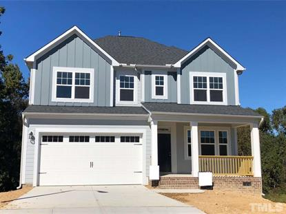 5119 Stowecroft Lane  Raleigh, NC MLS# 2192612