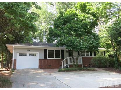 516 E Millbrook Road  Raleigh, NC MLS# 2198703