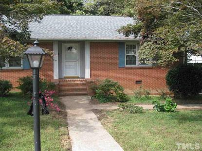 203 Hawkins Street  Warrenton, NC MLS# 2203056