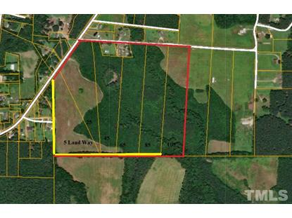 25 Land Way  Franklinton, NC MLS# 2203718