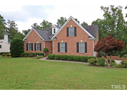 3013 Oak Bridge Drive  Raleigh, NC MLS# 2206112