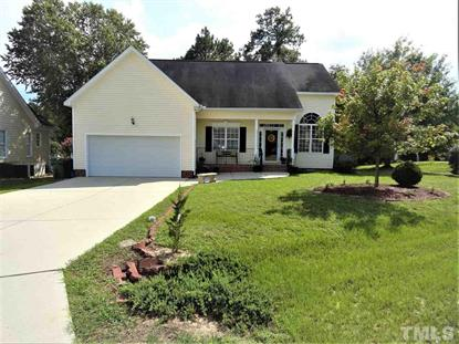 507 TROUTWOOD Place  Fuquay Varina, NC MLS# 2209196
