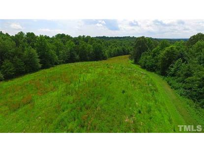 00 Poteat Farm Road  Providence, NC MLS# 2214458
