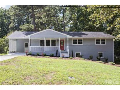 211 Marilyn Circle  Cary, NC MLS# 2215613