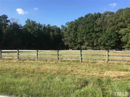 3654 Castle Rock Farm Road  Pittsboro, NC MLS# 2215956