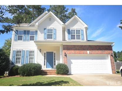 141 McKenzie Meadow Lane  Apex, NC MLS# 2216245