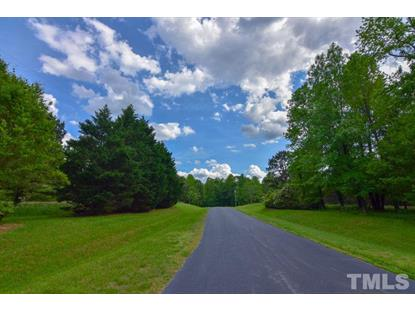 Lot D Brothers Drive  Roxboro, NC MLS# 2216316