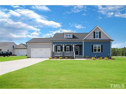 62 Regal Pond Drive  Angier, NC MLS# 2216882
