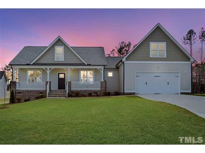 124 Regal Pond Drive  Angier, NC MLS# 2216947