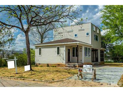 1305 E Lane Street  Raleigh, NC MLS# 2217092