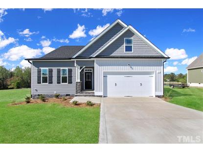 57 Regal Pond Drive  Angier, NC MLS# 2217227