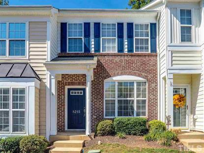 8215 City Loft Court  Raleigh, NC MLS# 2218294
