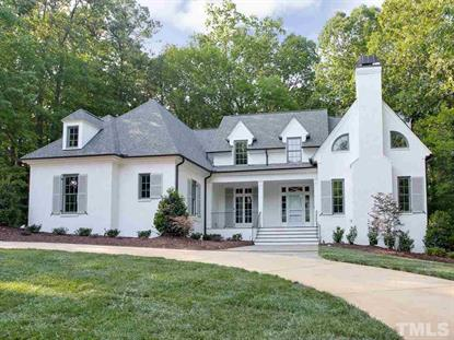 112 Bruce Drive  Cary, NC MLS# 2218831