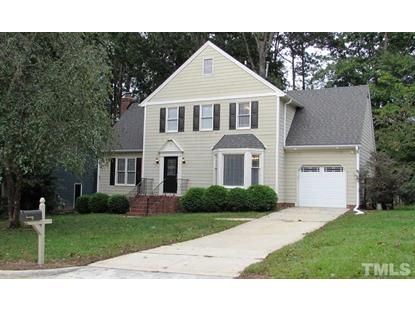 9517 Center Cross Court  Raleigh, NC MLS# 2220117