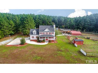 1820 Emerson Cook Road  Pittsboro, NC MLS# 2220240