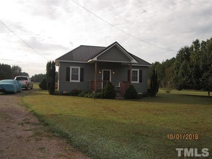 310 Hester Road  Warrenton, NC MLS# 2221138