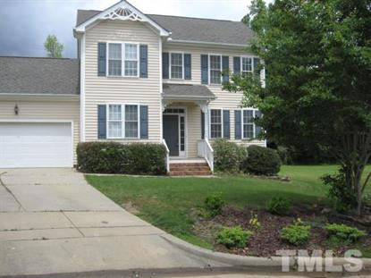 111 Grassy Ridge Court  Apex, NC MLS# 2221731