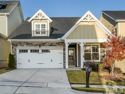 546 N Serenity Hill Circle  Chapel Hill, NC MLS# 2222108