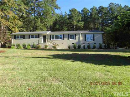 1150 Hamlets Chapel Road  Pittsboro, NC MLS# 2222455