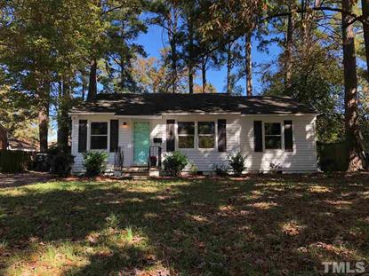 2433 Stevens Road  Raleigh, NC MLS# 2222758