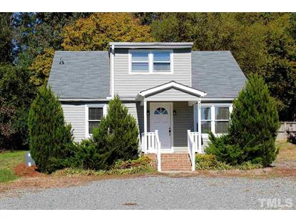 25 Deegan Drive  Pittsboro, NC MLS# 2223064