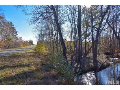 33 acres Peed Road  Rougemont, NC MLS# 2224075