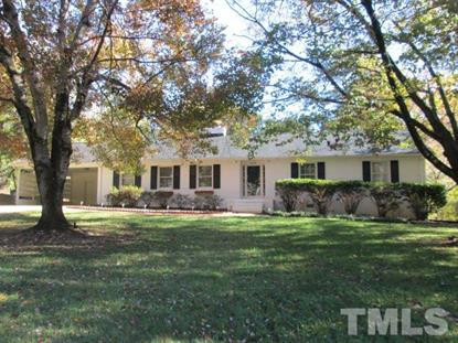4416 Camelot Drive  Raleigh, NC MLS# 2224732