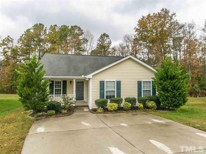 65 Atherton Drive  Youngsville, NC MLS# 2224824