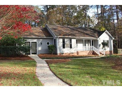 4301 New Brighton Drive  Apex, NC MLS# 2225286
