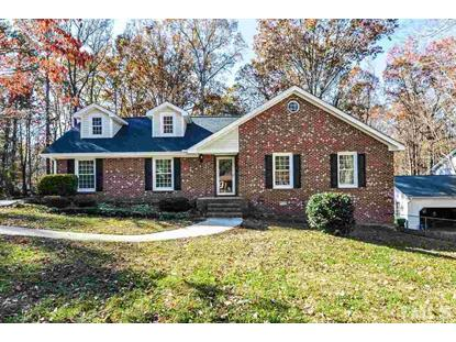 1209 Larkhall Court  Cary, NC MLS# 2225976
