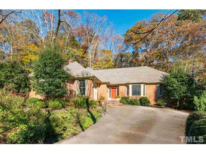 5 St James Place  Chapel Hill, NC MLS# 2226427